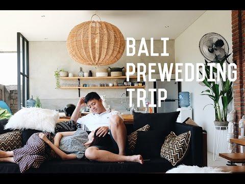 BALI || Prewedding trip