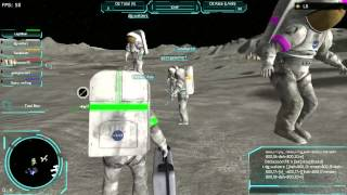 Moonbase Alpha - John Madden Song