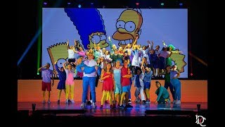 """Simpsons"" (I LIKE THAT) - ""IDC Show - 2019"" (International Dance Center)"