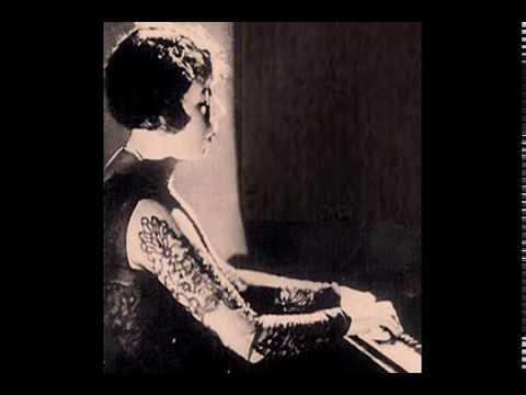 Marguerite Long - Ravel : Piano Concerto in G - 1st Mvt (1932)