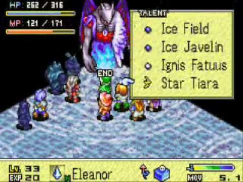 Tactics Ogre : The Knight of Lodis Walkthrough Part 43/44 (Final Showdown  in NetherWorld, Shaher)