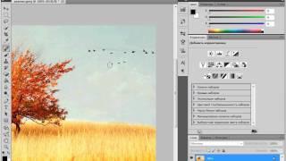 Инструмент «Восстанавливающая кисть» в PhotoShop CS5 (31/51)