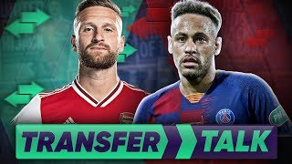 Barcelona & PSG To Finalise Neymar's Return This Week! | Transfer Talk
