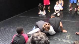 In this video Miyuu demonstrates a Turk Ride series...