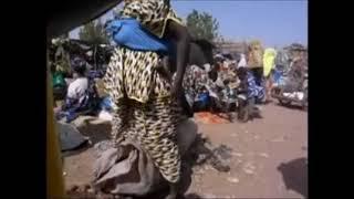 マリ共和国 ジェンネの泥のモスク