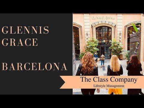 THE CLASS COMPANY   GLENNIS GRACE BARCELONA