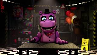 UCN Voice Lines Animated: All Mr. Hippo Voices Speech/Story FNaF Animations