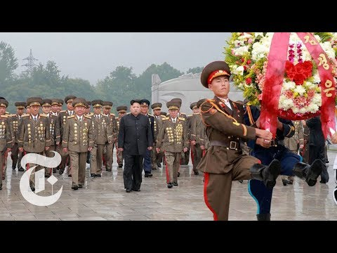 Kim Jong-un's Leadership Approach in North Korea | The New York Times