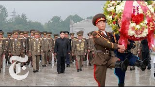 Kim Jong-un's Leadership Approach in North Korea | The New York Times