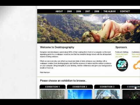 Top Desktop Wallpaper Sites - IMO