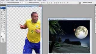 como cambiar el fondo de una  imagen con Photoshop cs3-cs6