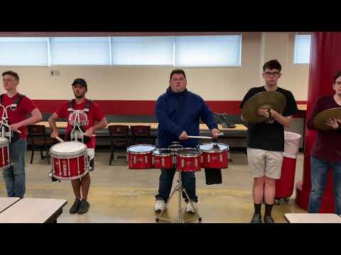 Hilldale High School Drumline Cadence - Seminole