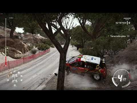 How to lose a Rally! - Rally Mexico Guanajuato - WRC 9 |