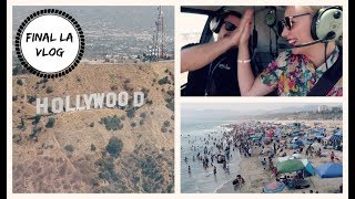Hi guys, This is the final vlog from LA.. hope you enjoy the sights...