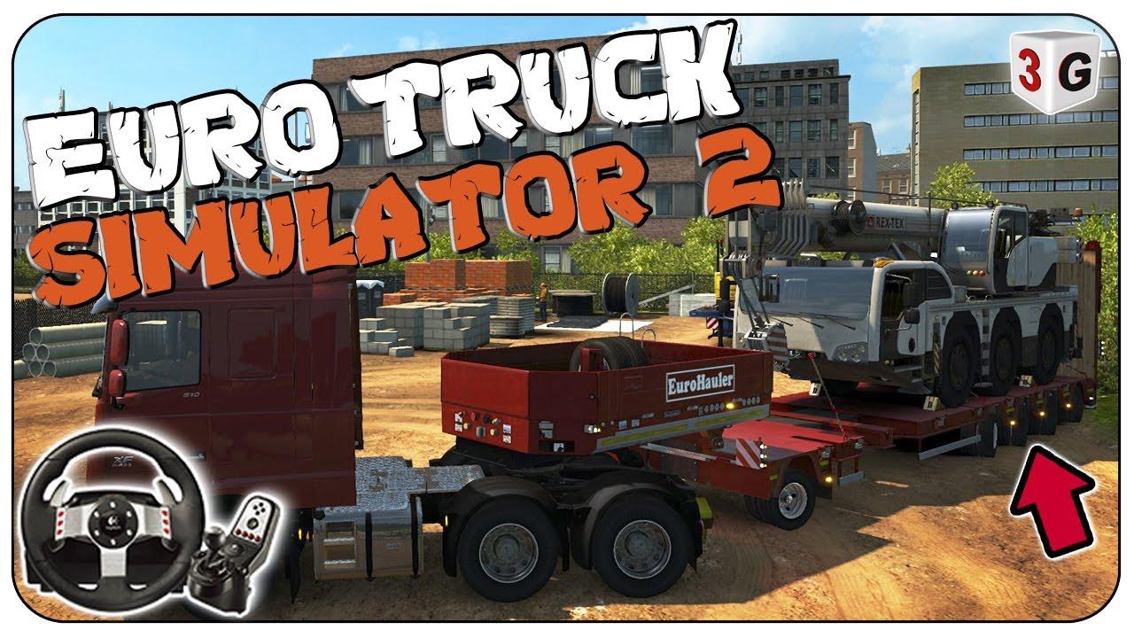 nova dlc heavy cargo pack euro truck simulator 2 youtube. Black Bedroom Furniture Sets. Home Design Ideas