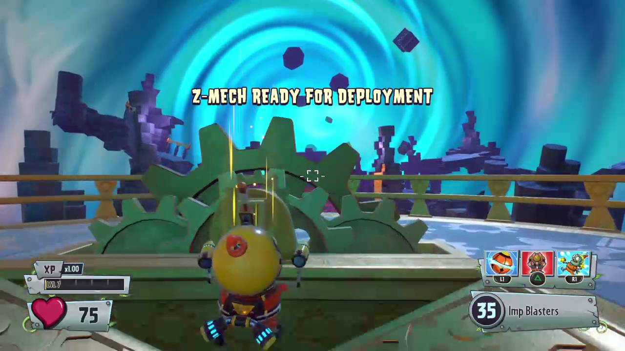 Plants Vs Zombies Garden Warfare 2 Green Gnome Key Opening Rainbow Chest A Secret Youtube