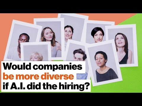 Would companies be more diverse if A.I. did the hiring? | Joanna Bryson