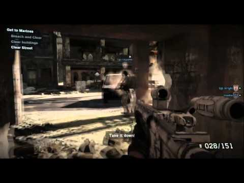 TRIO DE PUNCH reseña MEDAL OF HONOR WARFIGHTER review