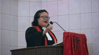 Khotbah Pdt. Demia Jauso Wau di Gereja BNKP Elia 2017