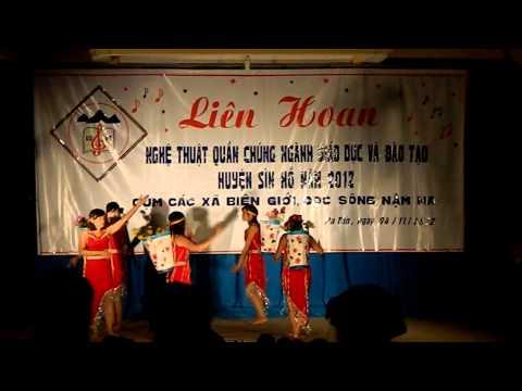 [HD 720p] Múa cô gái Pa Cô - Đoàn xã Pú Đao
