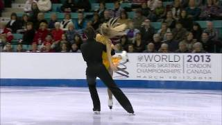 Piper Gilles & Paul Poirier. SD. 2012 Canadian Figure Skating Championships