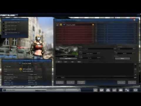 Salinan Di Jual Char Point Blank D2 Full Inventory 08/10/13