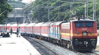 RED SNAKE PREMIUM EXPRESS : Indian Railways