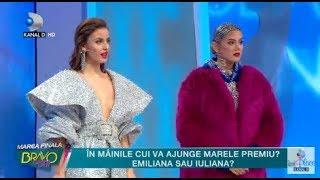 Bravo, ai stil! (17.12.) - Emiliana si Iuliana, la un pas de marele premiu! Cine a castigat?