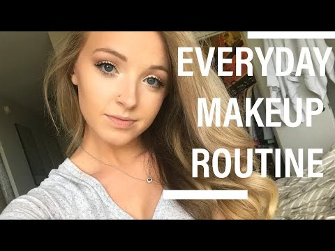 My Everyday Summer Makeup Routine 2019 | Glowy & Bronzed thumbnail
