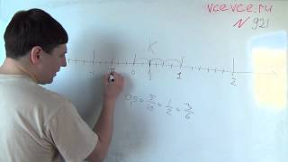 Задача №921. Математика 6 класс Виленкин.