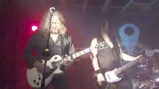 Tank - Honour and blood live Firenze 02/04/2015