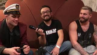 EBI 13 - Garry Tonon and Gordon Ryan Interview
