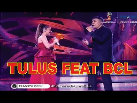 BCL Feat Tulus - KARENA KUCINTA KAU (BCL)  | Live Konser BCL hidupnya Cintanya