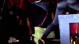 Blac Chyna dancing at Home Nightclub