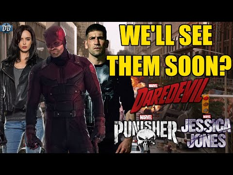 The 3 Marvel Netflix Characters Most Likely Staying | Marvel MCU Explained