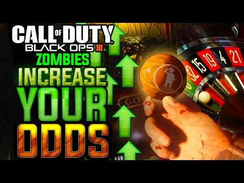 BLACK OPS 3 ZOMBIES: HOW TO TIP THE ODDS IN YOUR FAVOR GOBBLEGUM!
