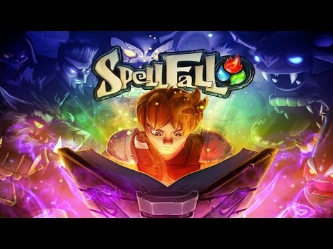 Spellfall™ - Puzzle RPG - Universal - HD (Sneak Peek) Gameplay Trailer