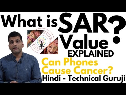 [Hindi] What is SAR Value? Explained in Detail | Can Mobiles Cause Cancer? [Urdu]