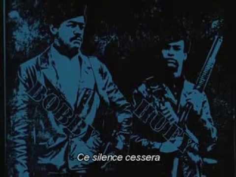 Eldridge Cleaver, Black Panther (1970)