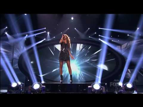 Angie Miller  Halo American Idol 2013