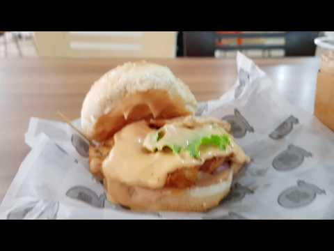 Chicken Grill Burger | Cold Coffee | Fries | Pabulum