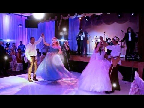 Royal Wedding With Princess Cinderella And Prince Charming