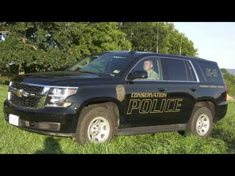 Virginia Conservation Police lip sync challenge!