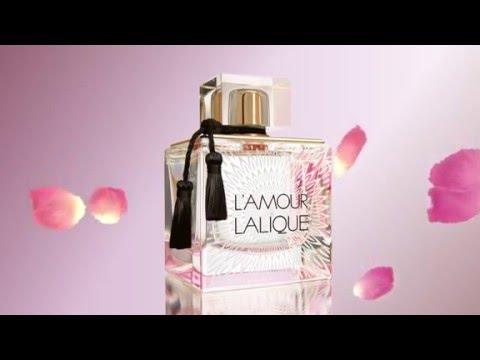 8167a4d53 L'amour Lalique Eau De Parfum - YouTube