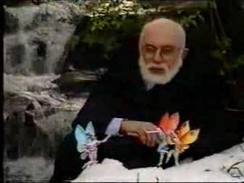 James Randi and the Cottingley Fairies
