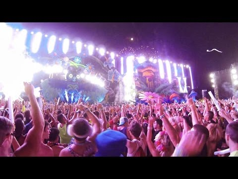 Calvin Harris at EDC 2013 Vegas (REPOST: Full Set Live HD Video)
