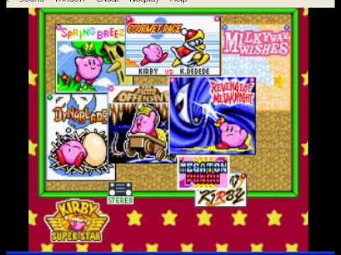 Planned all along kirby super star part 1 im glad to see the job center has a lot more kirby thats neat publicscrutiny Gallery