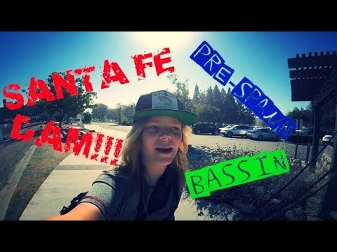 What am i doing wrong fishing santa fe dam youtube for Santa fe dam fishing