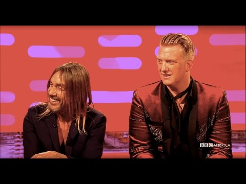Iggy Pop Has a Chair Collection - The Graham Norton Show