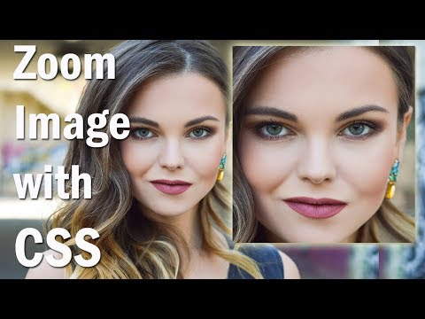 How to Zoom Image on Hover with CSS | CSS Zoom Image effect On Hover